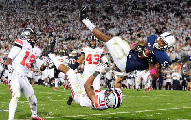 Ohio State Buckeyes vs. Penn State Nittany Lions Odds and Predictions