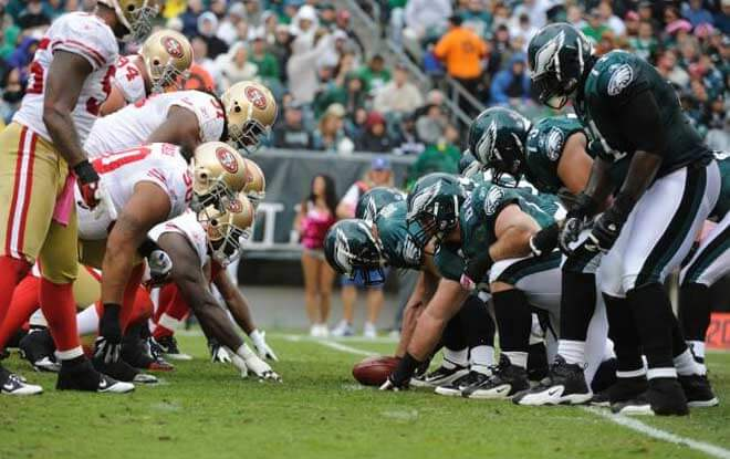 San Francisco 49ers vs. Philadelphia Eagles Odds, Analysis and Bets to Make