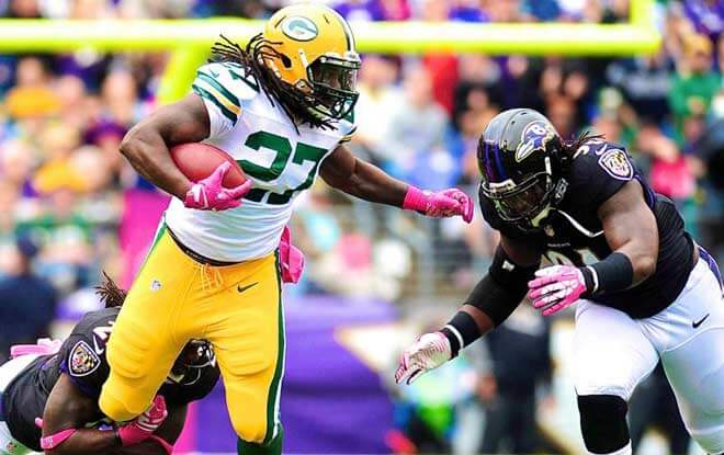 NFL Odds and Preview Baltimore Ravens vs. Green Bay Packers