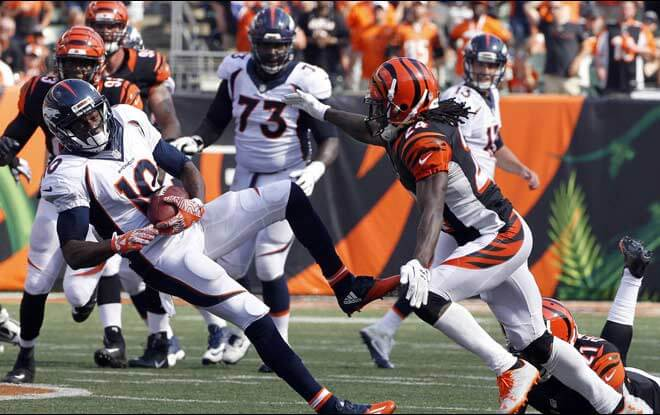 Cincinnati Bengals vs. Denver Broncos Best Odds and Picks