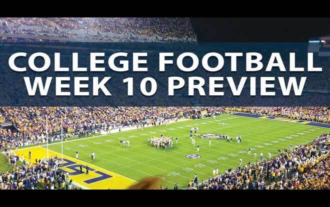 College Football Week 10 Best Bets to Make