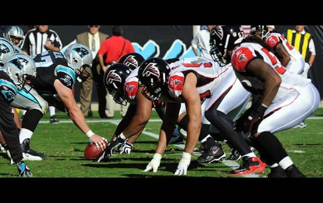 NFL Betting: Rivera's Out as Panthers Visit Falcons in Week 14