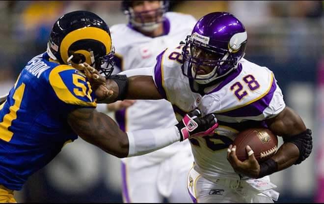 Los Angeles Rams vs. Minnesota Vikings Latest Odds and Predictions