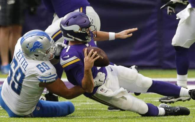 Minnesota Vikings vs. Detroit Lions Odds and Betting Preview