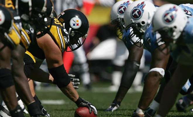 Pittsburgh Steelers vs. Tennessee Titans Betting Odds and Sports betting sites lines