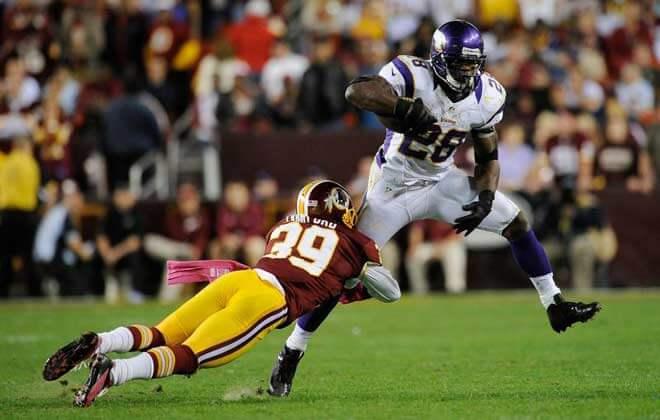 NFL Betting Lines Washington Redskins vs. Minnesota Vikings