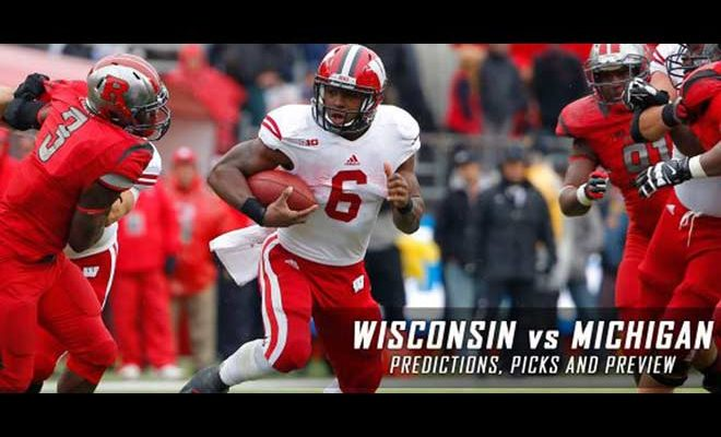 Wisconsin Badgers vs. Michigan Wolverines Odds and Expert Preditions