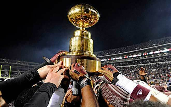 Mississippi State Bulldogs vs. Ole Miss Rebels Latest Egg Bowl Odds