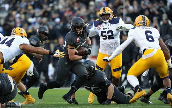Army Black Knights vs. Navy Midshipmen Best Odds and Picks