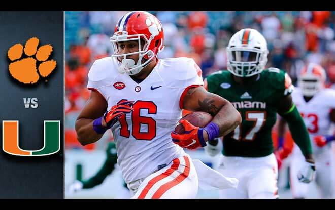 Clemson vs. Miami FL Picks and Odds ACC Championship
