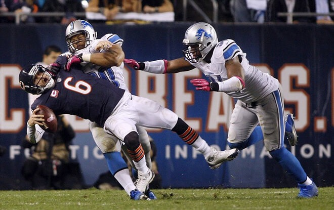 Thanksgiving NFL Week 12 Bears vs. Lions Game Odds and Predictions