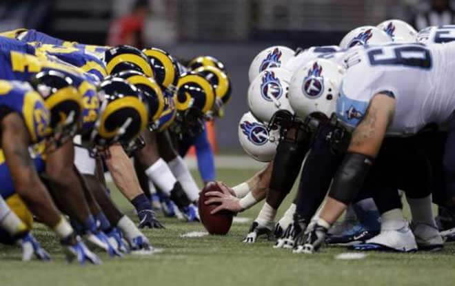 Los Angeles Rams vs. Tennessee Titans Sportsbook Odds, stats and game analysis