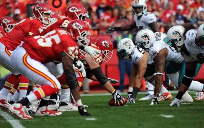 Miami Dolphins vs. Kansas City Chiefs NFL Betting Odds and Expert Picks