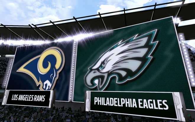 Los Angeles Rams vs. Philadelphia Eagles Best Betting Odds