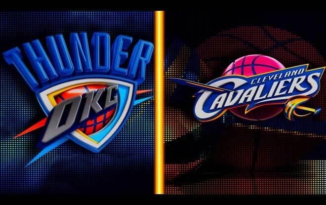 NBA Odds Oklahoma City Thunder vs. Cleveland Cavaliers Betting Preview - Saturday, January 20