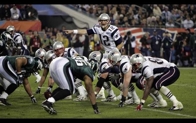 Updated Odds New England Patriots vs. Philadelphia Eagles Super Bowl 52