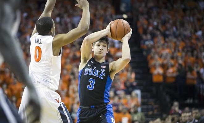 College Basketball Odds and Picks Virginia Cavaliers vs. Duke Blue Devils