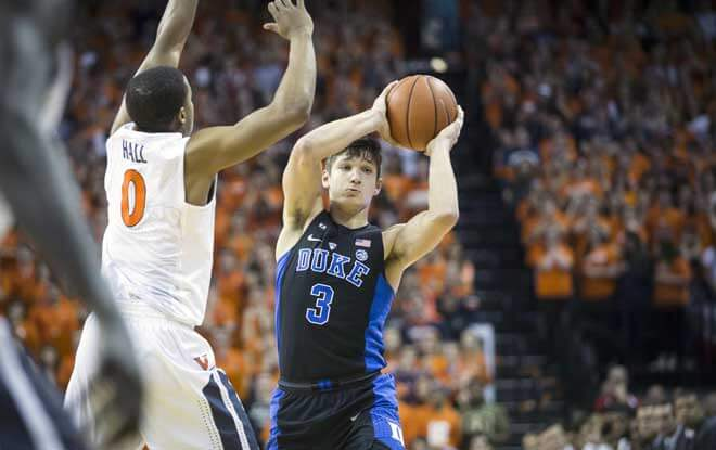 College Basketball Odds and Picks Virginia Cavaliers vs. Duke Blue Devils