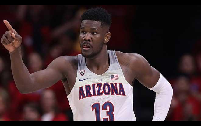 No. 17 Arizona Wildcats vs. No. 25 Arizona State Sun Devils Latest Odds - Thursday February 15th, 2018