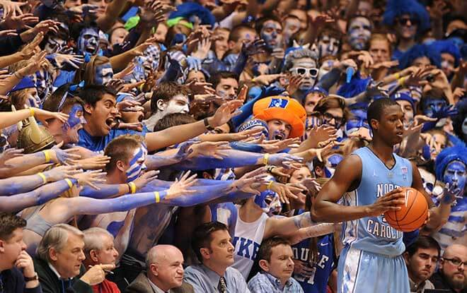 #4 Duke Blue Devils vs. #19 North Carolina Tar Heels Updated Odds and betting predictions