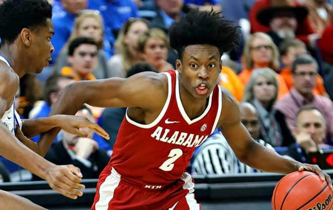 Alabama Crimson Tide vs Virginia Tech Hokies Odds - Thursday March 15th, 2018