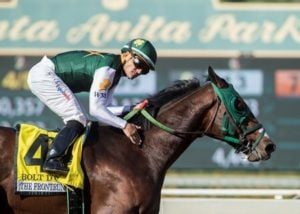 Bolt D'oro Horse Betting Favorite - 2018 Kentucky Derby