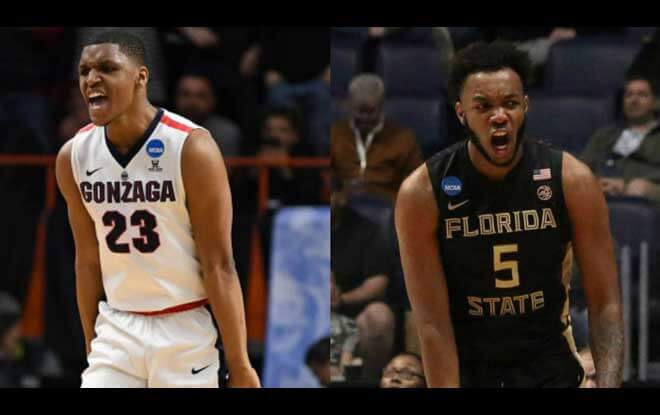 #4 Gonzaga vs. #9 Florida State Preview: Odds, Predictions, TV, Starting Lineups 3/22/18   March Madness Sweet Sixteen