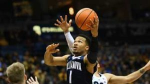 Jalen Brunson led Nova with 19 points and five assists per game