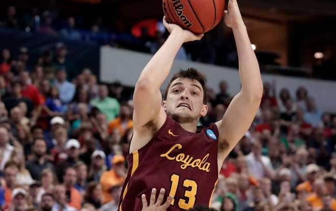 Sweet 16 Betting odds and free picks - Loyola Chicago Ramblers vs. Nevada Wolf Pack