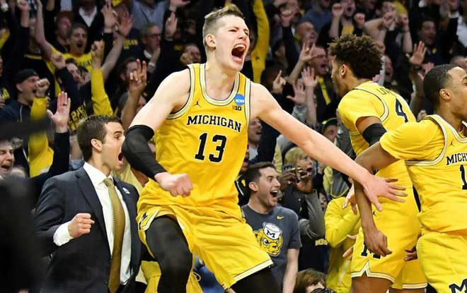 #3 Michigan Wolverines vs. #9 Florida State Seminoles Latest Odds and predictions for the 2018 Elite Eight