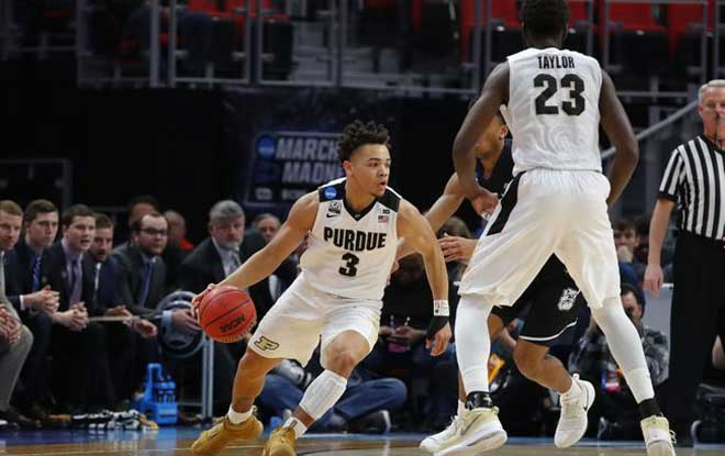 #2 Purdue Boilermakers vs. #3 Texas Tech Red Raiders Sweet Sixteen Latest Odds and expert predictions