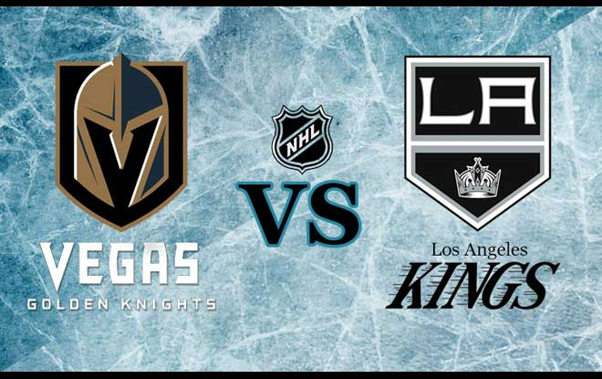 LA Kings vs. Vegas Golden Knights Opening Series Betting Odds & Picks 1
