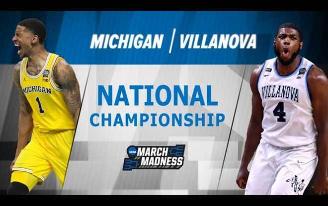 Michigan Wolverines vs Villanova Wildcats Lines, Betting trends and Expert Picks for the 2018 National Championship Game