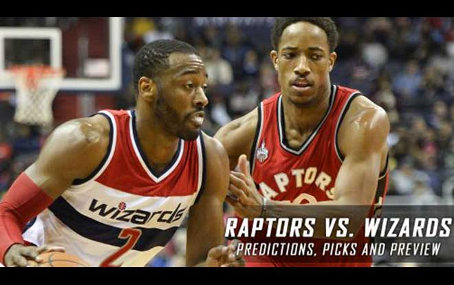 Washington Wizards vs. Toronto Raptors NBA Playoffs Game 1 Odds, Predictions and Picks
