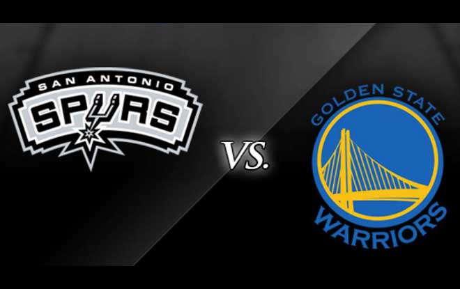 San Antonio Spurs vs. Golden State Warriors NBA Playoff Game 1 Lines and Picks