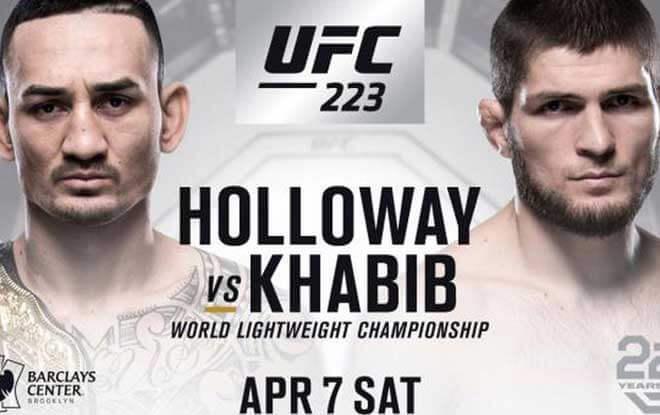 UFC 223: Khabib vs. Holloway Latest Odds, Picks and betting analysis
