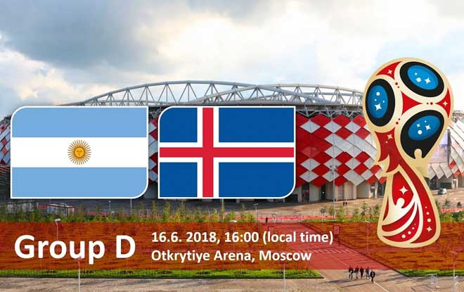 2018 World Cup: Argentina vs. Iceland Latest Odds and Picks