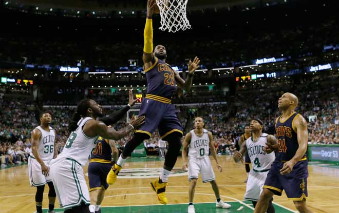 Cleveland Cavaliers vs. Boston Celtics Game 1 Latest Betting Lines, Picks and Analysis - Eastern Conference Finals