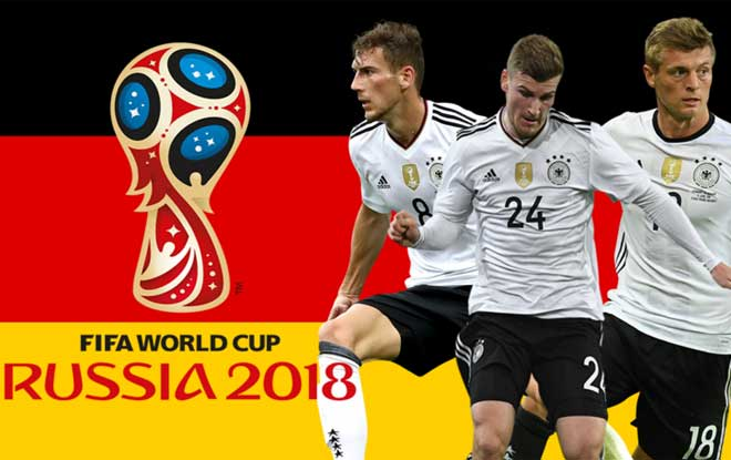 Germany 2018 World Cup Odds and Predictions