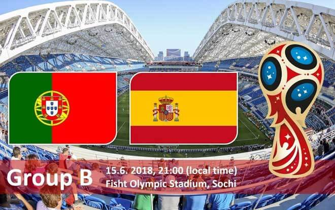 Portugal vs. Spain Odds, Tips and Picks - 2018 World Cup Betting
