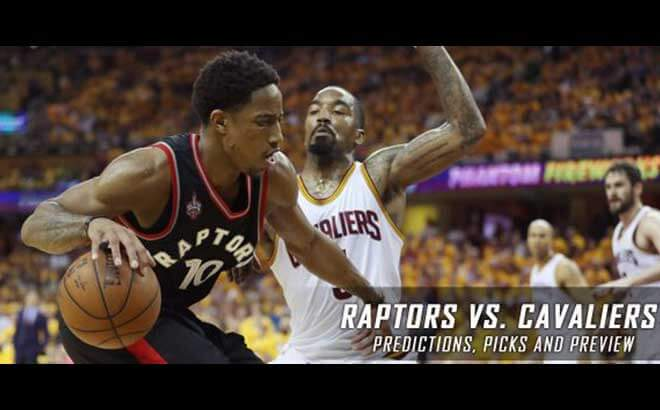 Toronto Raptors vs. Cleveland Cavaliers Game 3 NBA Playoffs latest odds, picks and analysis