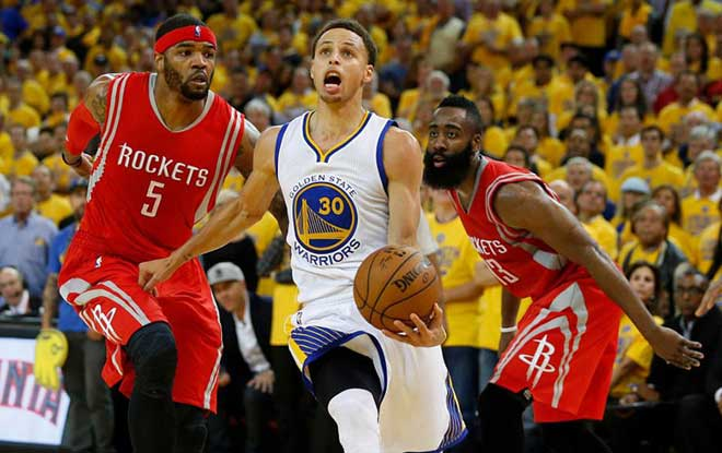 Houston Rockets vs. Golden State Warriors Conference Finals Odds, picks and analysis