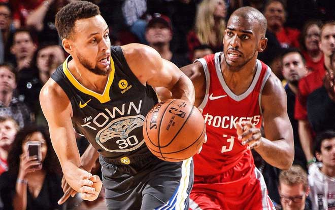 Golden State Warriors vs. Houston Rockets Conference Finals Game 2 Odds and Picks