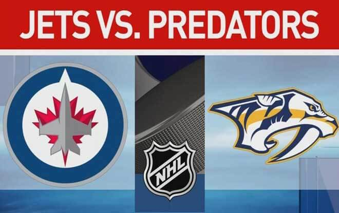 Winnipeg Jets vs. Nashville Predators NHL Playoffs Game 7 Odds, Predictions and Betting Analysis