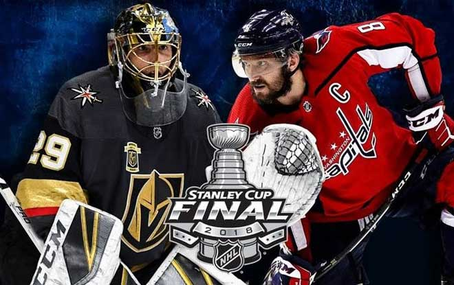 Washington Capitals vs. Vegas Golden Knights Stanley Cup Finals Odds and Picks