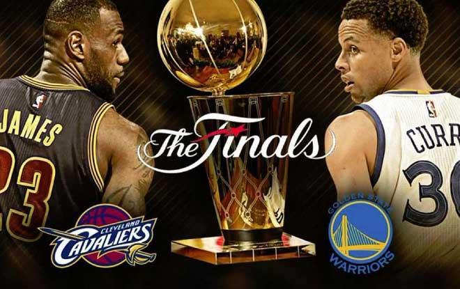 NBA Finals: Golden State Warriors vs Cleveland Cavaliers, Odds and Betting Bonus