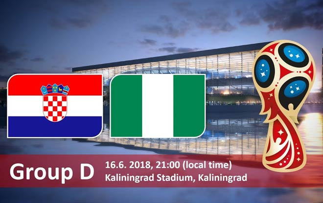 Croatia vs. Nigeria 2018 FIFA World Cup Betting odds and predictions