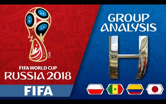 2018 FIFA World Cup Betting Group H, Odds and Perdictions