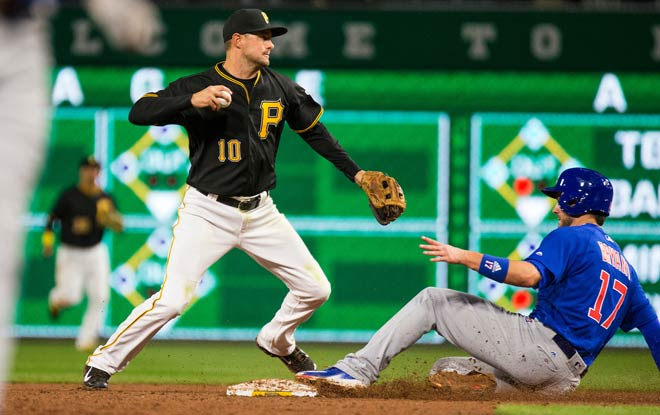Pittsburgh Pirates vs. Chicago Cubs Free Picks and Odds