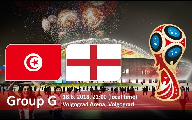Tunisia vs. England updated odds and free picks